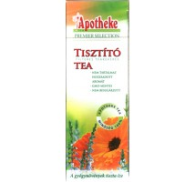 APOTHEKE ANTI-TOX HERBAL TEA 20 filter