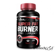 BIOTECH SUPER FAT BURNER TABLETTA 120 DB.
