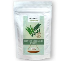 BIO PERFECT GREEN MIX TABLETTA 100 G