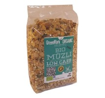 GREENMARK bio Müzli Low Carb M09 500 g