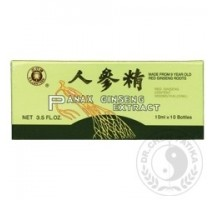 DR.CHEN GINSENG PANAX EXTRACTUM AMPULLA 10x10 ml