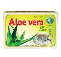 DR.CHEN ALOE VERA GREEN FILTERES TEA 20 filter